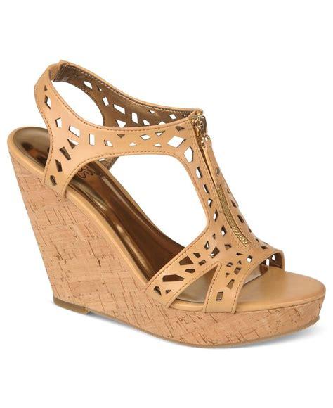 carlos by carlos santana shoes geneva platform wedge
