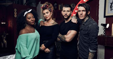 tattoo fixers advert tattoo fixers slated after covering up guest s inking with