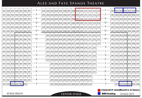 alex theater glendale seating chart los angeles nokia theater seating chart
