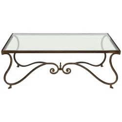 Iron And Glass Coffee Table Iron And Glass Coffee Table At 1stdibs