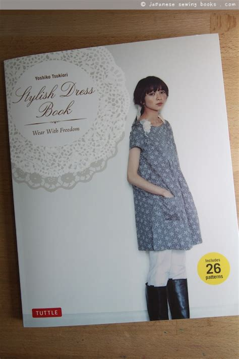 japanese pattern books in english book review stylish dress book japanese sewing