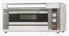 Oven Qmax bakerpinter automatic gas deck oven