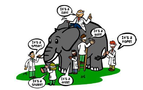 Elephant And Blind 3 blind and an elephant laptuoso