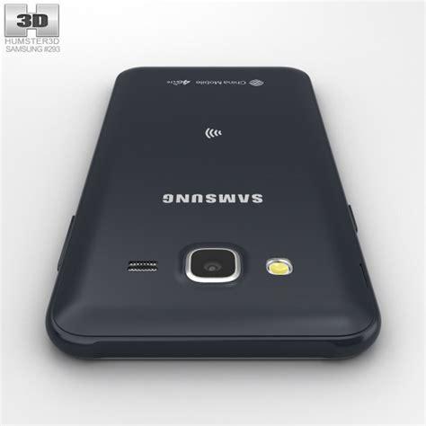Custom Samsung J5 2015 samsung galaxy j5 black 3d model humster3d