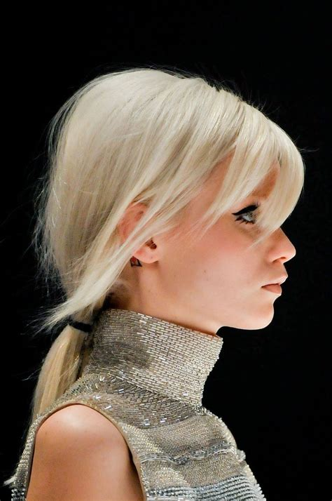 scandinavian long hairstyles catwalk hair color ideas for 2016 haircuts hairstyles
