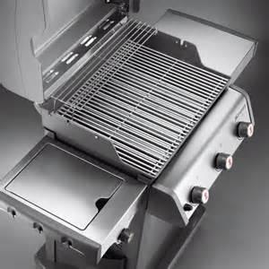 weber grill le weber grillrost spirit 300 serie edelstahl alle modelle