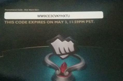League Of Legends Code Giveaway - c2e2 league of legends arctic ops varus and riot ward skin codes max level