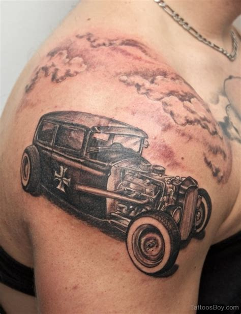 vehicle tattoo designs car tattoos designs pictures page 3