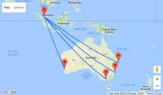 Cheap Car Rental East Perth Cheap Flights To Kuala Lumpur Ex Perth For Au 160 Ex