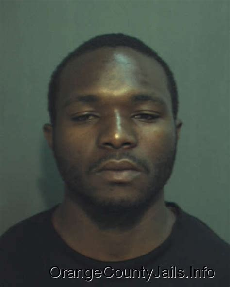 Orange County Arrest Records Fl Jervonald J Similien Arrest Mugshot Orange County Florida 04 27 2010