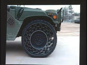 Do Tires Go Flat In Cold Weather Local Company Works To Create Airless Tires Wkow 27