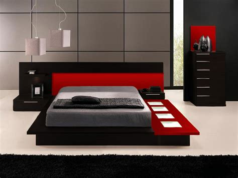 Black Contemporary Bedroom Furniture | rose wood furniture black bedroom furniture
