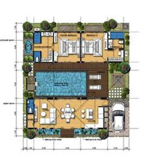 balinese house designs and floor plans search