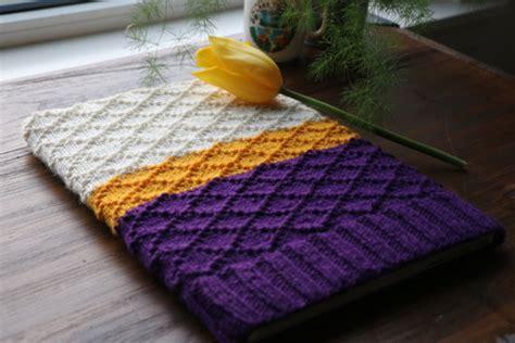 how to knit a laptop sleeve knit laptop of washingtonlaptop sleeve