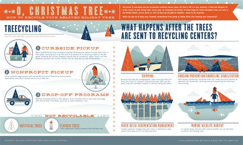 how to recycle an artificial christmas tree in fort worth tx is infographic how to recycle your tree