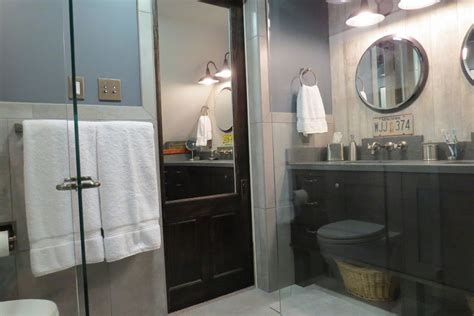Bathroom Mirror Door your best options when choosing a bathroom door type