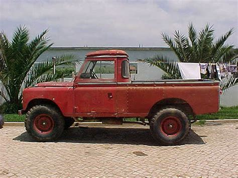 1 ton 109 quot land rovers 1968 77
