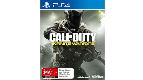 Call Of Duty Infinite 4 Ps4 cheap call of duty infinite warfare ps4 harvey norman au