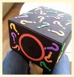 como armar cajas de sorpresa para nivel inicial 1000 ideas sobre caja misteriosa en pinterest subasta