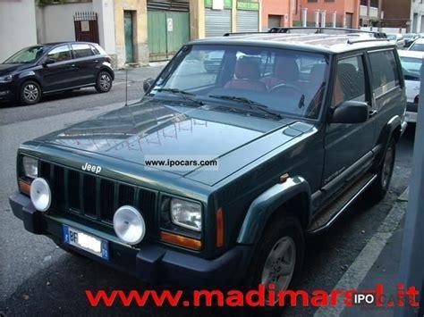 1999 Jeep Sport Specs 1999 Jeep 2 5 Td 3 Porte Sport Gancio Traino