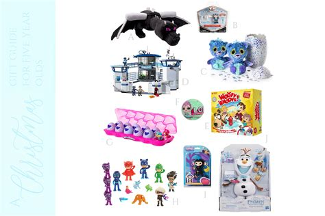 christmas gifts for 5 year marriag gift guide for five year boys dan tdm minecraft more