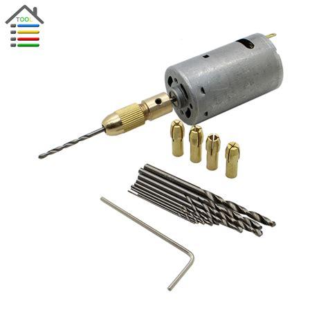 mini electric motor mini 12v electric motor press drill with 0 5 3mm