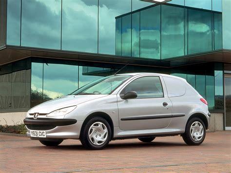 peugeot 206 van peugeot 206 van uk spec 1998 2003