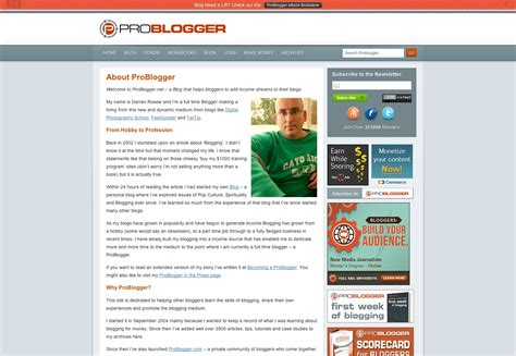 blog about how to create a great about page webdesigner depot