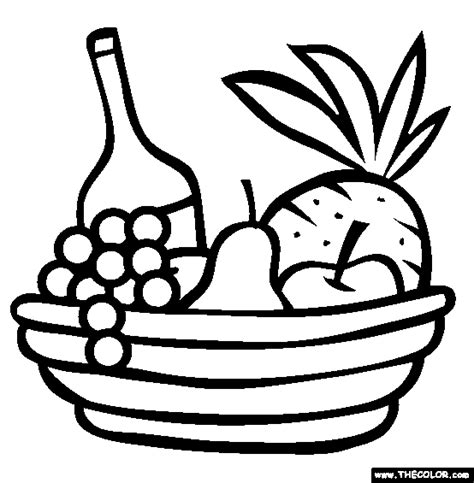 coloring book gift basket free coloring pages thecolor