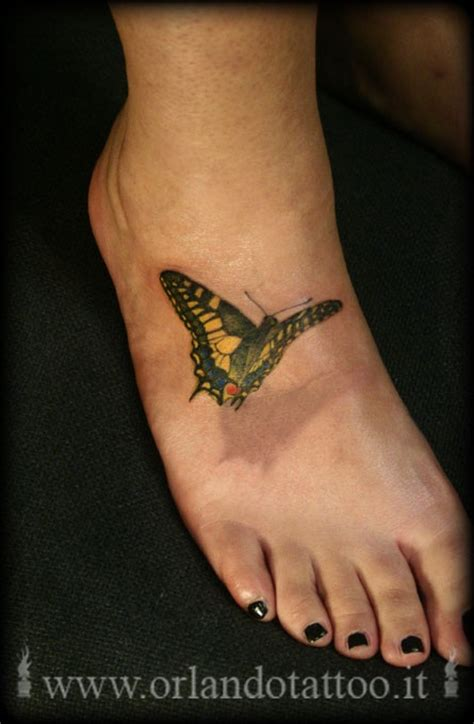3d Tattoo Artist Orlando | butterfly tattoo by orlando tattoo love the shadow detail
