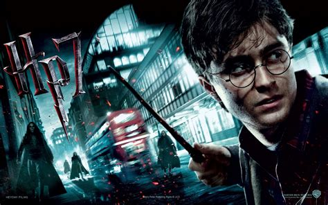 harry potter and the deathly hallows series 7 picture harry potter and the deathly hallows part