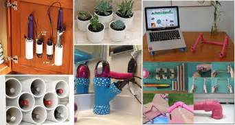 diy projects with pvc pipe 15 awesome diy projects using pvc pipe