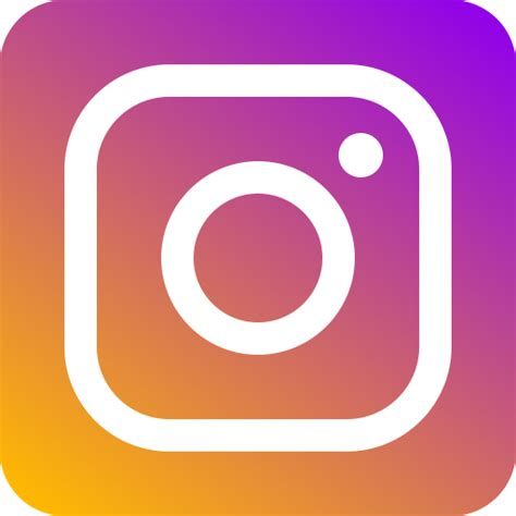 background ig instagram logo media network new social square icon