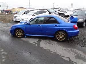 Subaru 4wd Subaru Impreza Wrx Sti 4wd 2004 Used For Sale