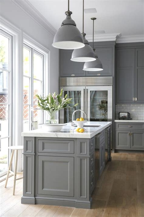 kitchen design grey decorating with white grey cabinets the fog and grey