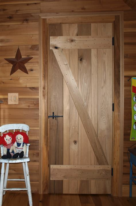 Batten Door by Tinytimbers Rustic Batten Doors And Door Kits