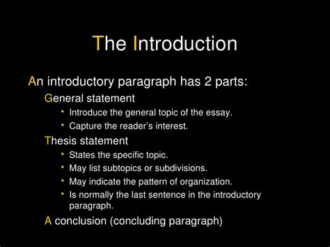 structure of essay introduction essay structure introduction and outline