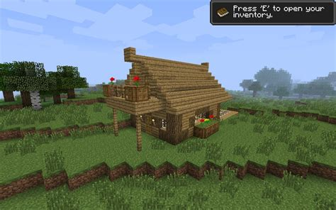 How To Build A Log Cabin Minecraft by Log Cabin Minecraft Project