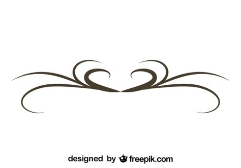 simple layout vector image gallery simple swirls