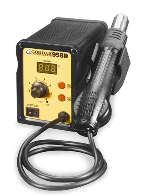 Youyue 8586 Iron Solder Dan Heat Gun Dengan Station 110 220v 700w mobilezone alat servis hardware handphone