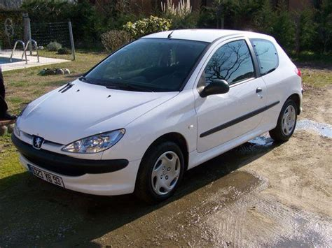 peugeot 206 1 4 hdi photos and comments www picautos