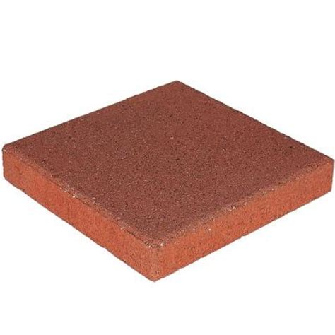 home depot pit stones 11 7 8 in x 11 7 8 in concrete step 71251
