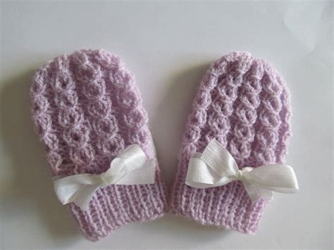 knitting pattern baby mittens pdf knitting pattern baby thumbless mittens infant by lacywork