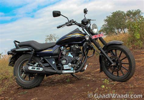 2016 Bajaj Avenger Street 150 Test Ride Review