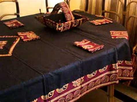 nappe de table marocaine nappe et accessoires de table h 233 l 232 ne design