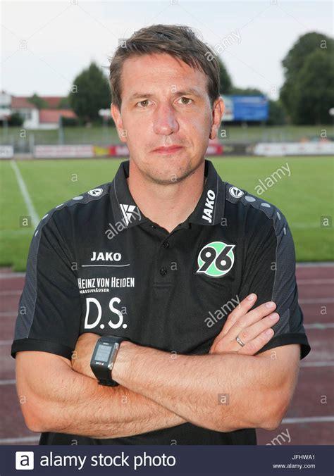 coach daniel stendel hannover 96 stock photo 147295849