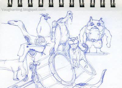 ling sketchbook dumpity