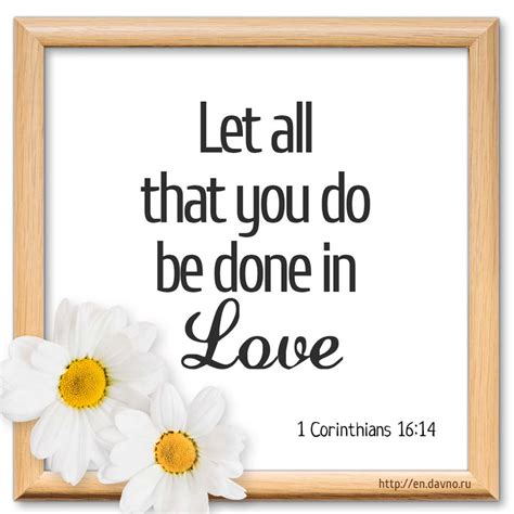 let all that you do be done in love tattoo 1 corinthians 16 14 bible verse image let all that you