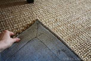 What Is Jute Backing On A Rug Natural Area Rugs And Kids Emily A Clark
