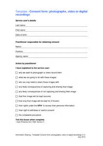 photo consent form template best photos of photography consent form template consent